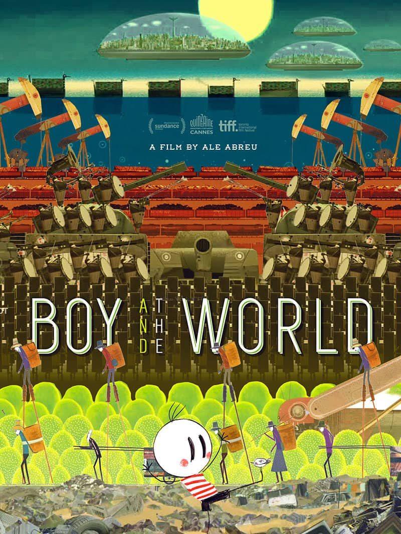 پسر و جهان
