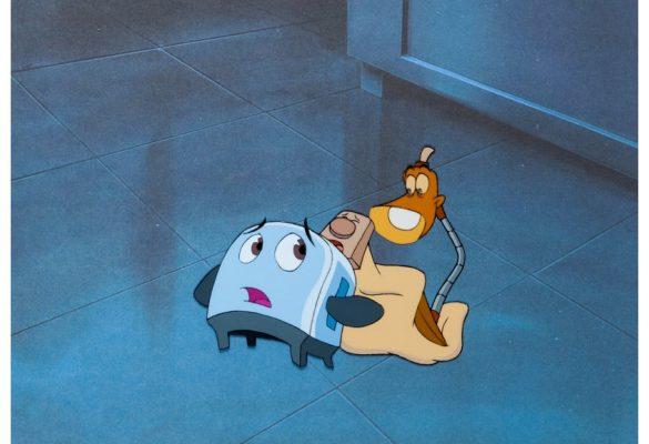 توستر کوچولوی شجاع برای نجات