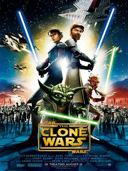 جنگ ستارگان: جنگهای کلون