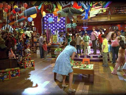 فروشگاه عجیب آقای مگوریوم