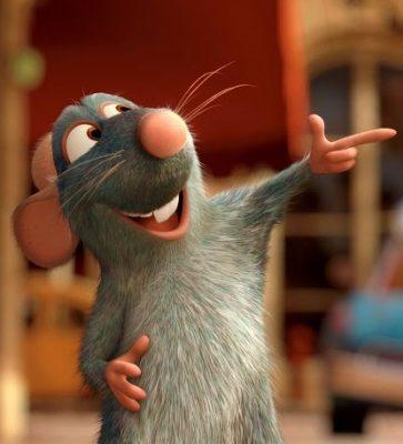 موش سرآشپز