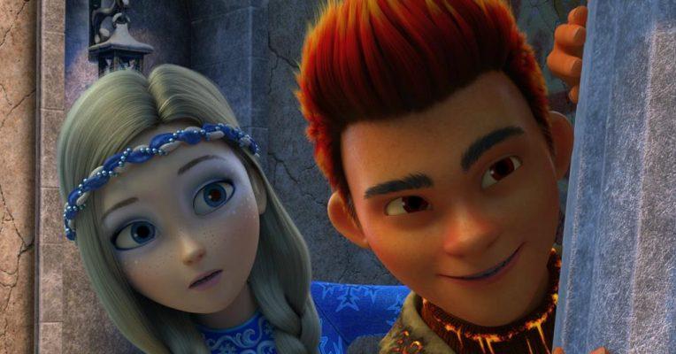 ملکه برفی ۳: آتش و یخ