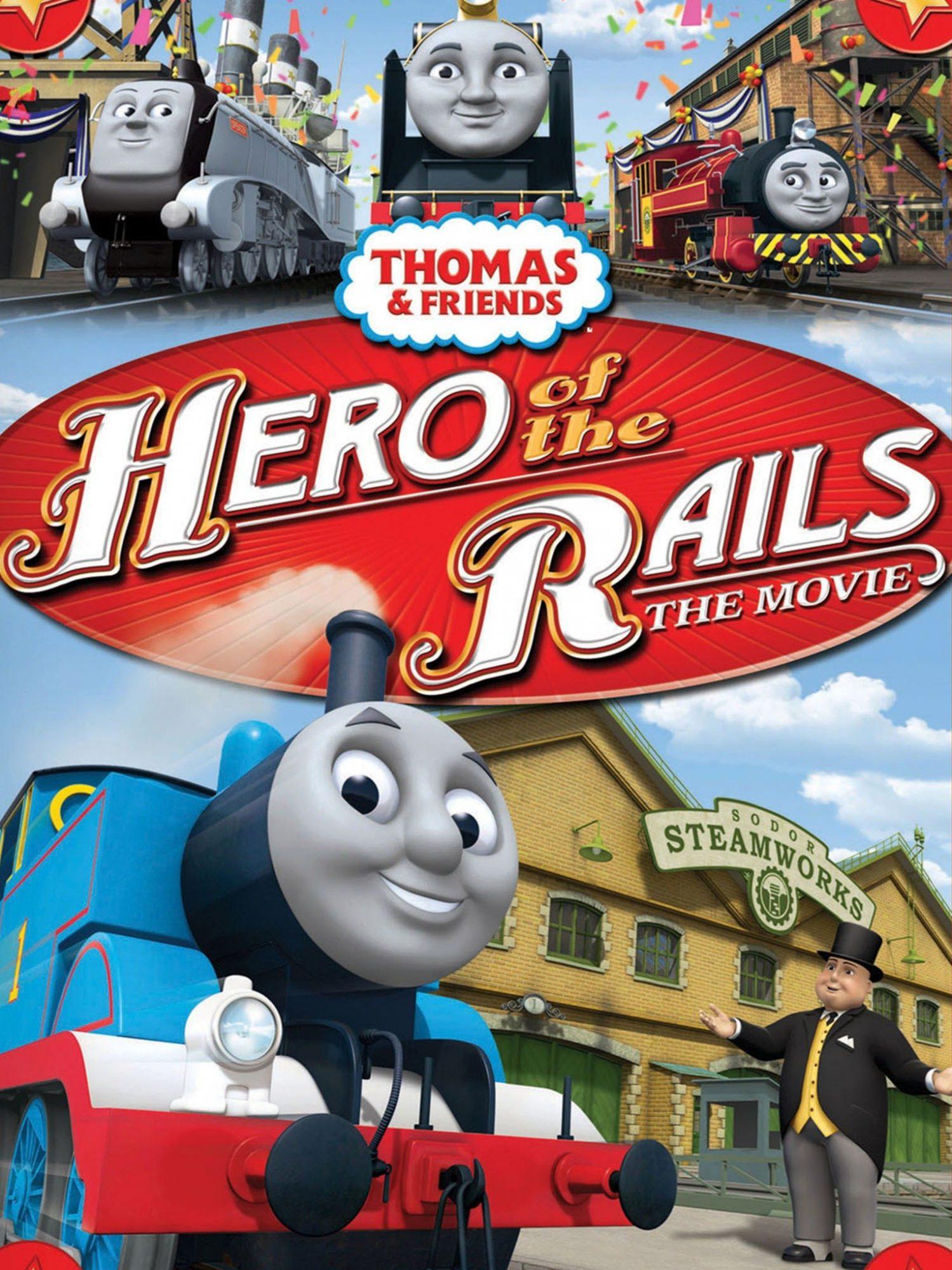 قهرمان راه آهن