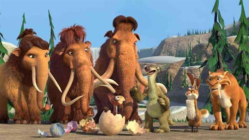عصر یخبندان 3: ظهور دایناسورها